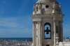 View from the bell tower of the Cathedral of Cadiz