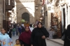 On the streets in Old Cairo