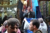 In the streets around the Khan el-Khalili souk, Cairo EG