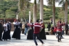 Al-Azhar Park, Cairo on a Friday (holiday and family day)