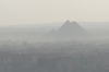 View from the Cairo Tower, Pyramids of Giza