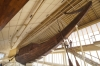 Cheop's Boat Museum - Funery boat of Khufu, unearthed beside the first pyramid of Giza