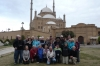 Mosque of Muhammad Ali (Alabaster Mosque) and the group