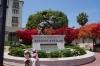 Statue to Antonio Aguilar, Mexican actor, Los Angeles CA USA