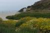 Pacific Ocean in Del Mar on Hwy 1 CA