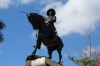 Parque Ignacio Agramonte, hero of Camaguey