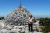 Maclear's Beacon, Table Mountain, Cape Town, South Africa