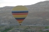 Balloon ride over Cappadocia