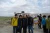 After the balloon ride over Cappadocia TR