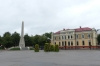 Unity Square and Victory Monument, Cēsis LV
