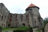 Western Tower, Medieval Castle in Cēsis LV