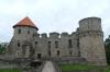 Medieval Castle in Cēsis LV