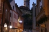 Evening light in Cesky Krumlov