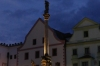 Evening light in Český Krumlov CZ