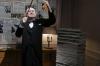 "Inside ""Manoir de Ban"" on the Chaplin family estate in Corsier-sur-Vevey CH"