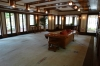Living room. Frank Lloyd Wright's Robie House, Chicago