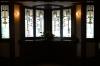 Living room. Frank Lloyd Wright's Robie House, Chicago