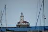 Lighthouse on Du Sable Harbor, Chicago