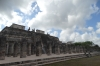 Templo de los Guerroros. Chichen Itza