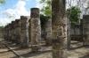 Plaza de las Mil Columnas (thousand columns). Chichen Itza