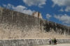 Gran Juegode Pelota (grand ball court). Chichen Itza