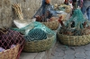 Fowl for sale. Market day in Chichicastenango GT