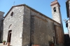 Church in Chiusdino, Tuscany IT