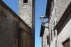 Streets in Chiusdino