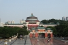 Chongqing's Great Hall of the People and People's Square, Chongqing, China