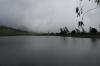 Clouds rolling in. A walk around Laguna da Busa (lake) EC