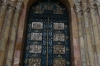 The doors of the Metropolitan Cathedral (1885)