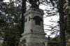 Simon Bolivar statue in Parque Caldéron, Cuenca EC