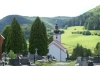 Graveyard and Church of the Elevation of the Holy Cross, Čičmany SK