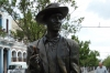 Statue of Benny More in Cienfuegos