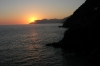 Sunset at Riomaggiore IT