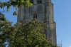 St Michael's church and detached tower at Beccles, Suffolk UK