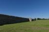 Burgh Fort at Burgh Castle, Norfolk UK