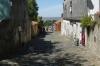 Portuguese street (gutter in middle), Colonia del Sacramento UY