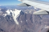Crossing the Andes from Rio de Janiero BR to Santiago CL