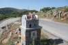 Tiny roadside chapel near Neopoli, Crete