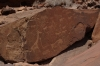 Includes Lion Man. Rock Art (pertoglyphs) at Twyfelfontein, Namibia