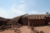 Ergonomically constructed Visitor's Centre at Twyfelfontein, Namibia