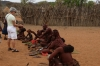 Craft Market. Katenda Himba Village, Toko Lodge, Namibia