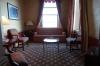 Our 'sitting room', Roberts Riverwalk Hotel, Detroit - room 325