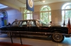 1961 Lincoln - the Kennedy Car. The Henry Ford Museum, Dearborn, Detroit MI