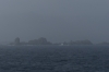 Approaching the South Shetland Islands in Antarctica