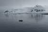 Arriving at Danco Island in the Errera Channel, Antarctica