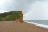 Cliffs at West Bay, Jurassic Coast, Dorset