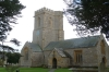 Church of Burton Bradstock village