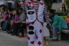 Clown in the Chordeleg Town Square EC